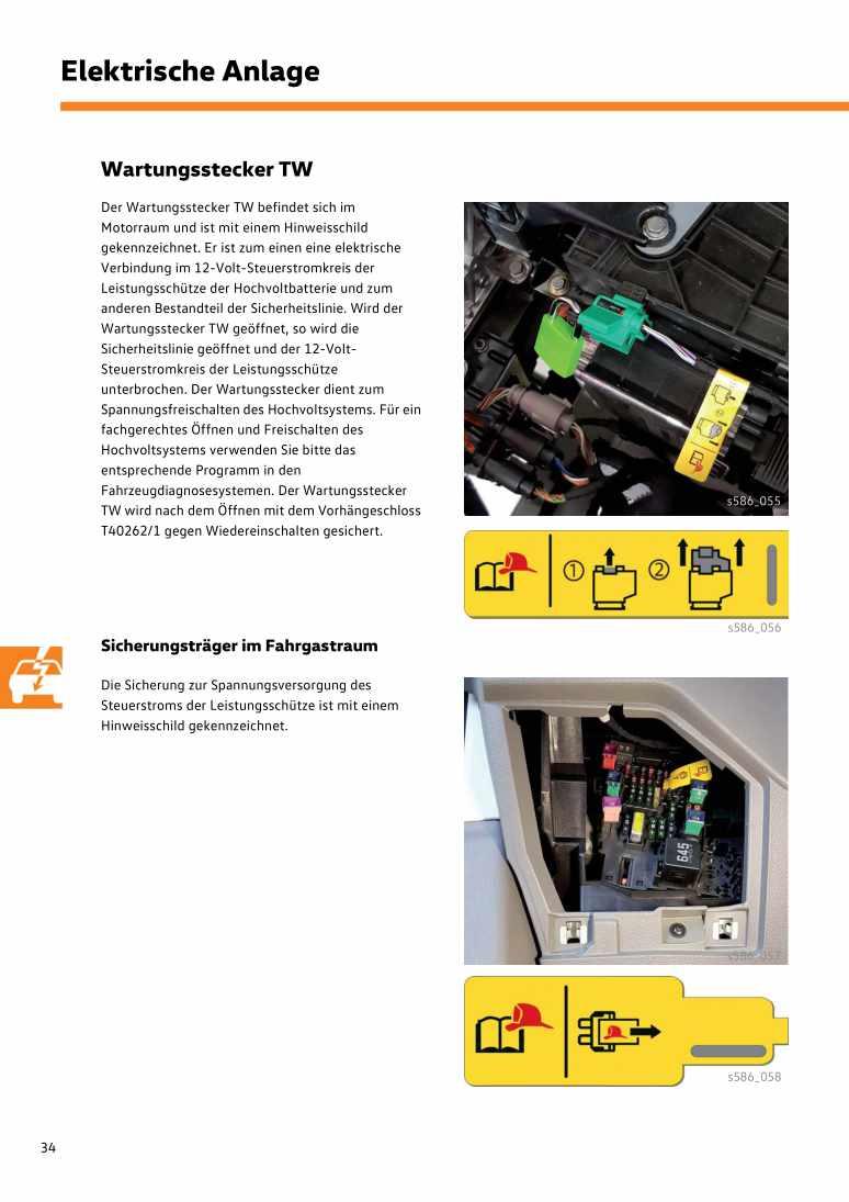 Beispielseite 2 für Reparaturanleitung Nr.586: Der e-Crafter