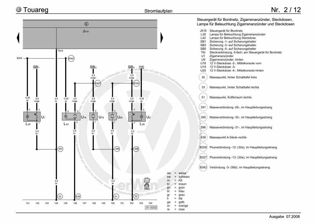 Beispielseite für Reparaturanleitung Climatronic 4–C, ab November 2002