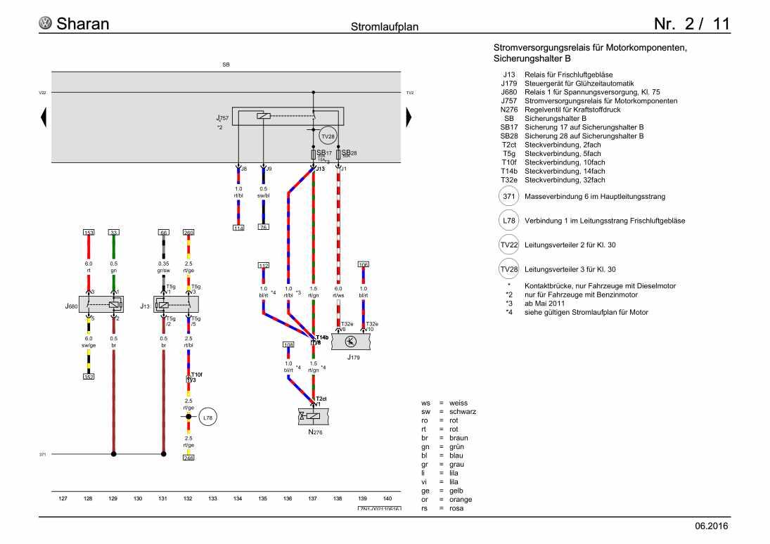 Beispielseite 2 für Reparaturanleitung Grundausstattung, ab Mai 2010