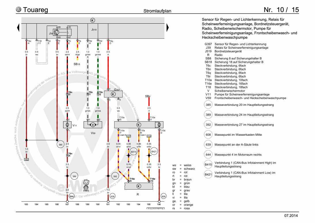 Beispielseite 2 für Reparaturanleitung Grundausstattung, ab November 2003