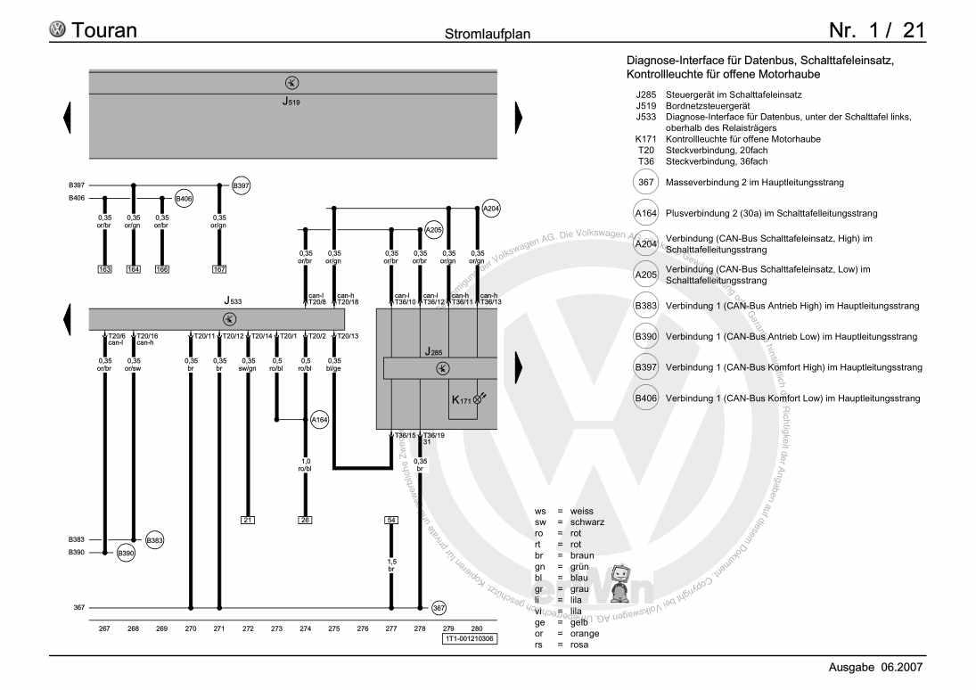 Beispielseite für Reparaturanleitung Grundausstattung, Nebelscheinwerfer, Statische Leuchtweitenregelung, ab Februar 2003