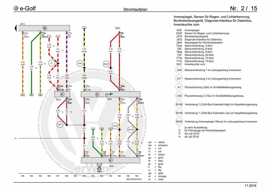 Beispielseite für Reparaturanleitung Grundausstattung, ab März 2014