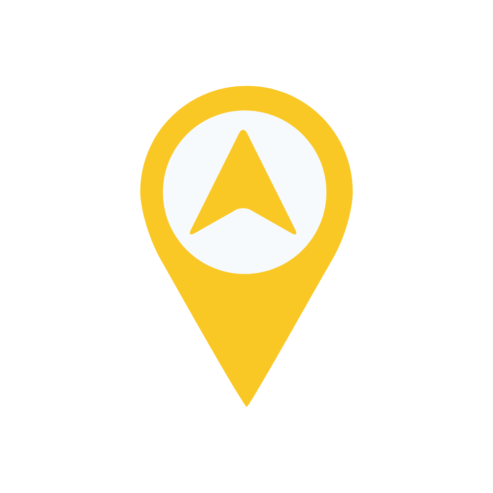 Grafische Darstellung der Funktion Navigation