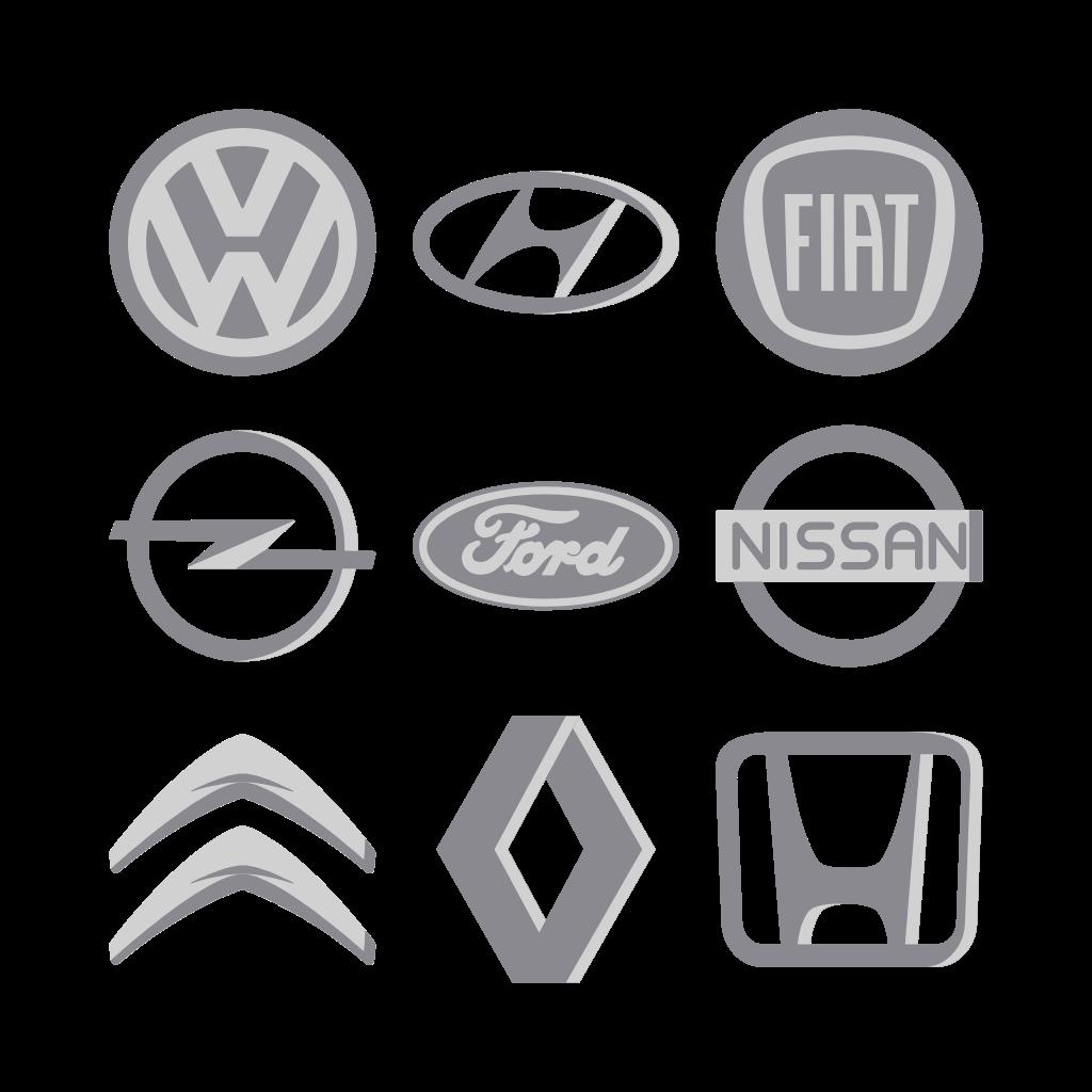 Darstellung passende Autoteile finden für alle gängigen Marken